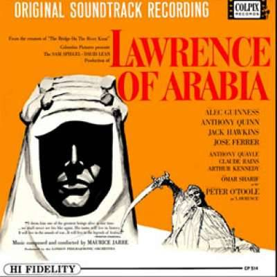 LAWRENCE OF ARABIA, OVERTURE (SOUNDTRACK)