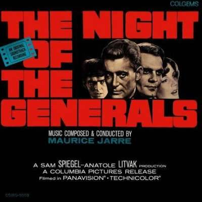 The Night of the Generals (Soundtrack)