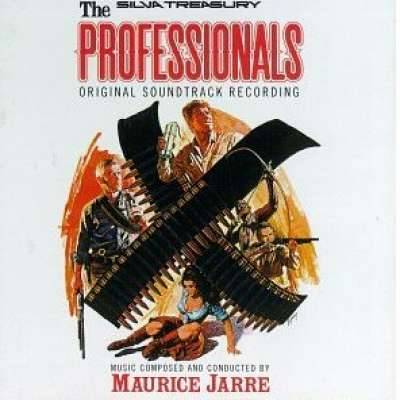 The Professionnals (Soundtrack)