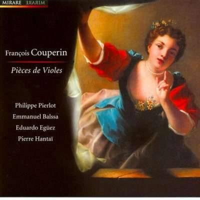 Couperin: Pieces De Violes