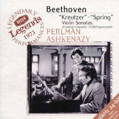 Beethoven: Violin Sonatas No. 5 - Spring and No. 9 - Kreutzer
