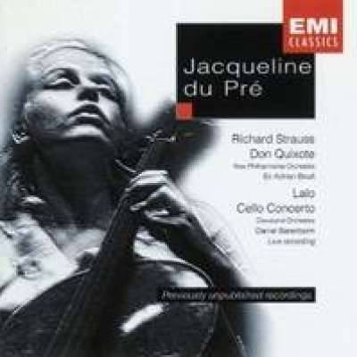 Jacqueline Du Pre: Richard Strauss