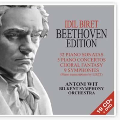 Idil Biret Beethoven Edition