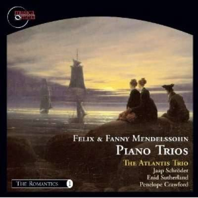 Mendelssohn Felix and Fanny - Piano Trios