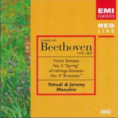 Beethoven: Violin Sonatas no 5 and 9