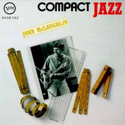 Compact Jazz McLaughlin