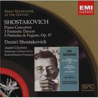 Shostakovich: Piano Concertos; 3 Fantastic Dances; 5 Preludes and Fugues