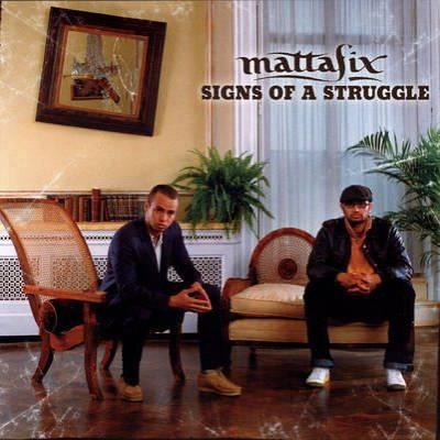 Signs of a Struggle