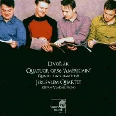 Dvorák: Piano Quintet Op 81, String Quartet Op 96 American
