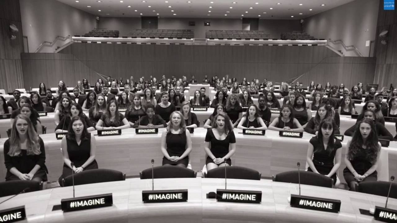 UNICEF 2014 Imagine Touchcast Stars
