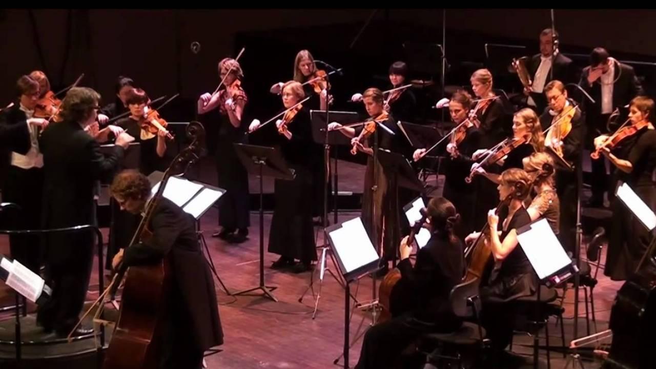 New Dutch Academy Orchestra