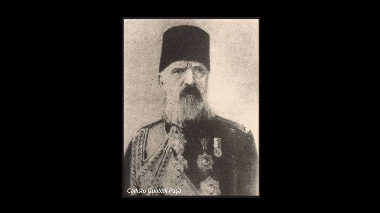 Callisto Guatelli Paşa