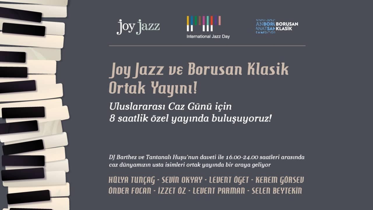 Joy Jazz - Borusan Klasik Ortak Yayın