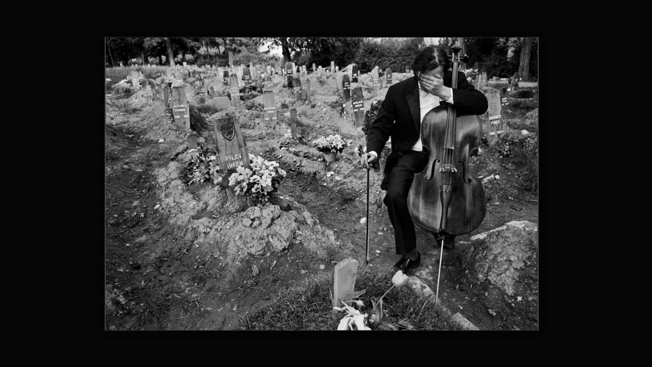 Vedran Smailović (Cellist Of Sarajevo)