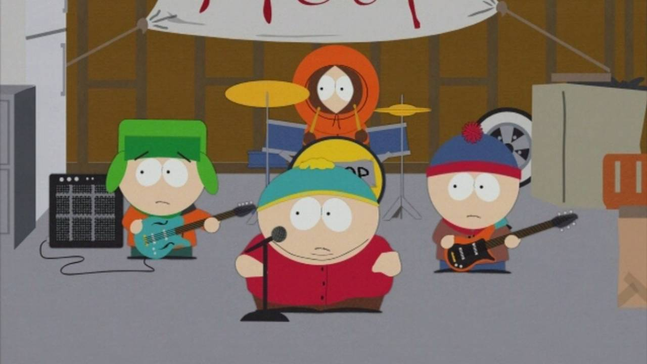 South Park (Member Berries)