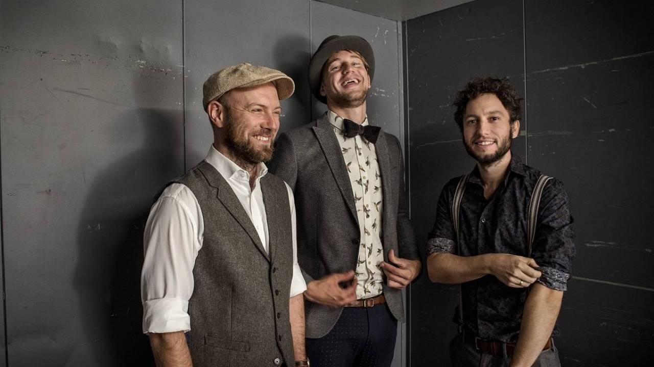 Henrik Freischlader Trio
