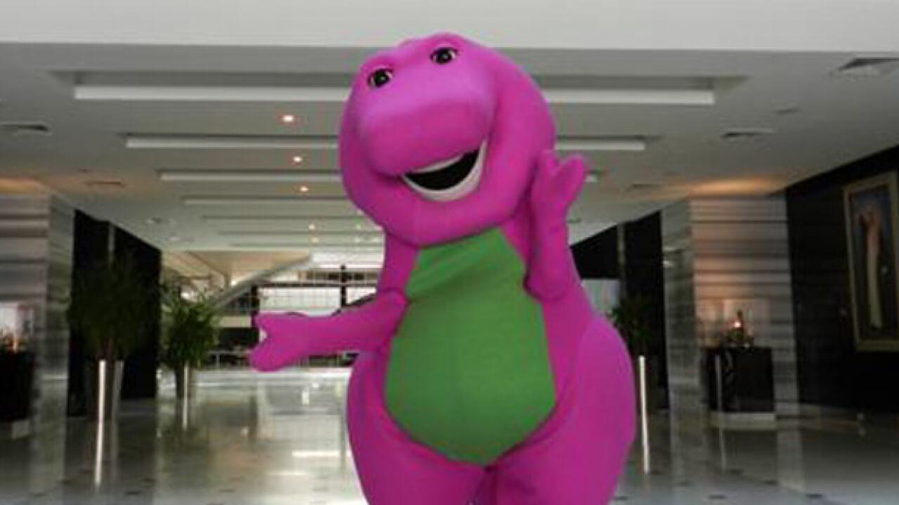 Barney's favorites