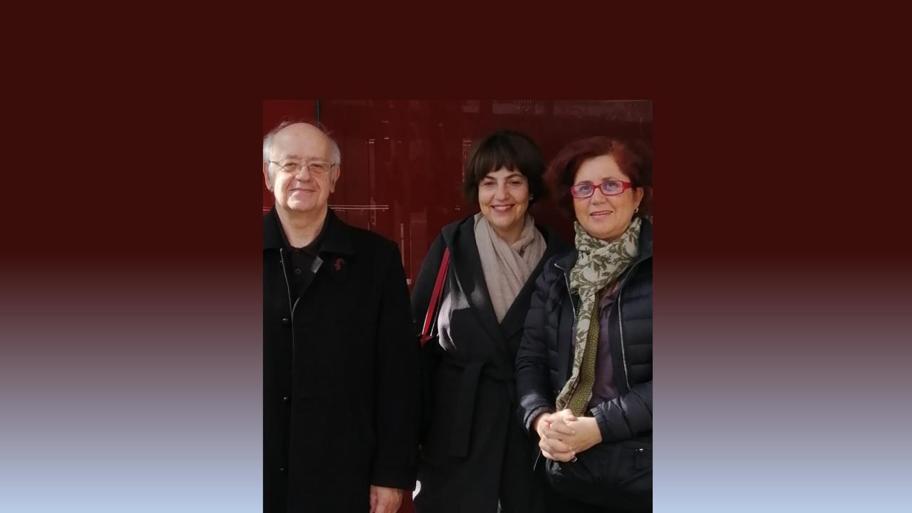 Dilek İçinsel, Renan Koen, Ali Darmar