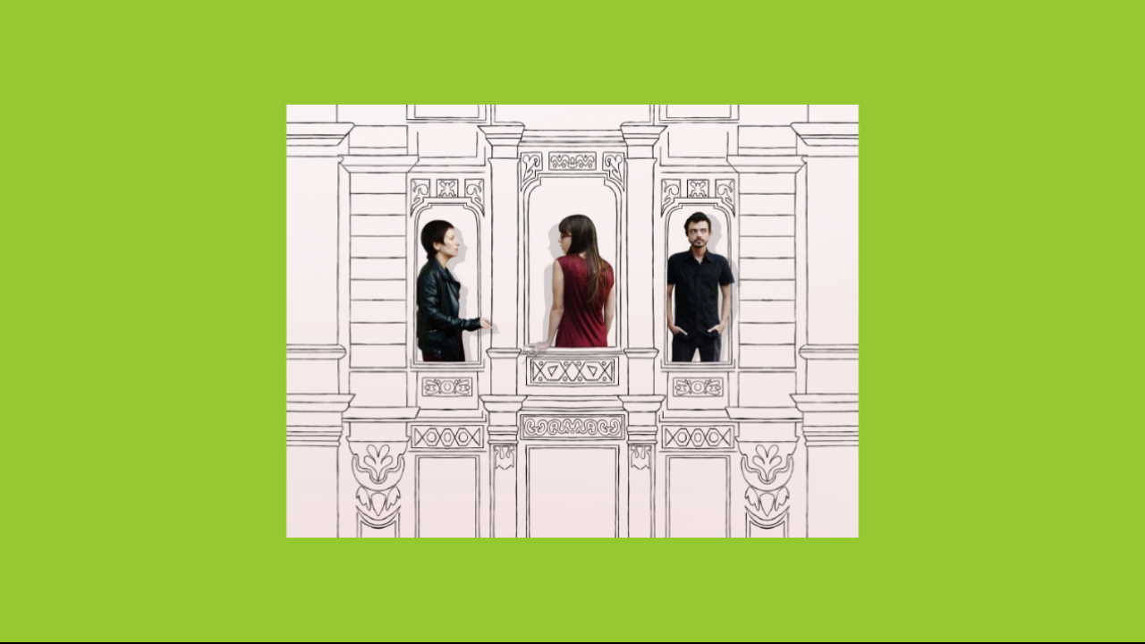 Borusan Müzik Evi / sa.ne.na / Amy Salsgiver