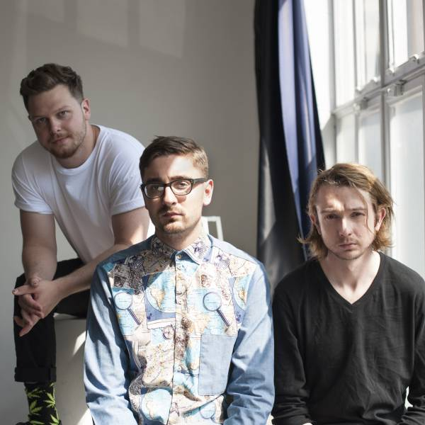 Alt-J iTunes Session