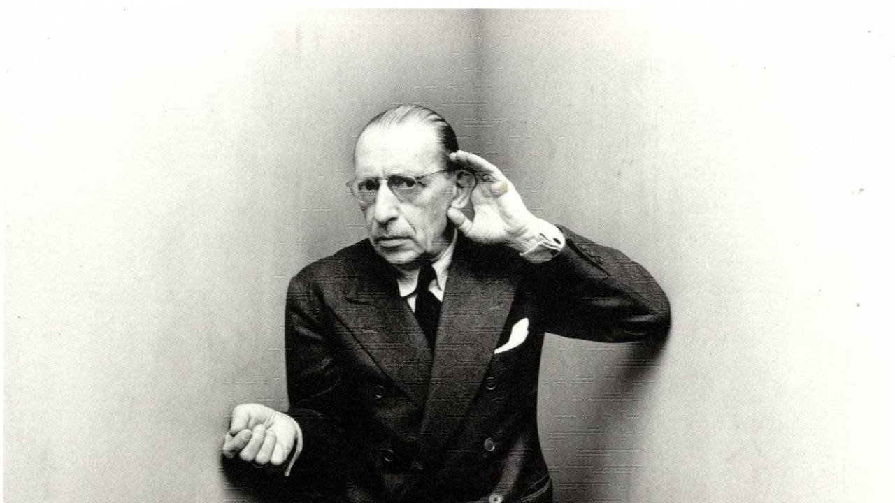 Stravinsky Conducts Stravinsky: Symphony in Three Movements, Symphony in C and Symphony of Psalms