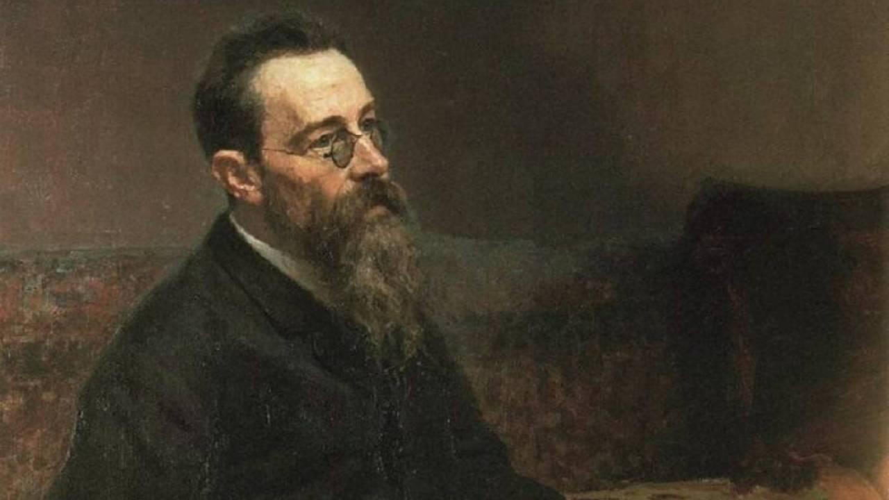 N. A. Rimsky-Korsakov. Bestecinin biyografisi 46