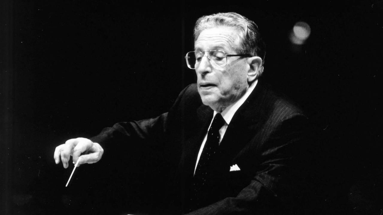 Kurt Sanderling: Philharmonia Orchestra