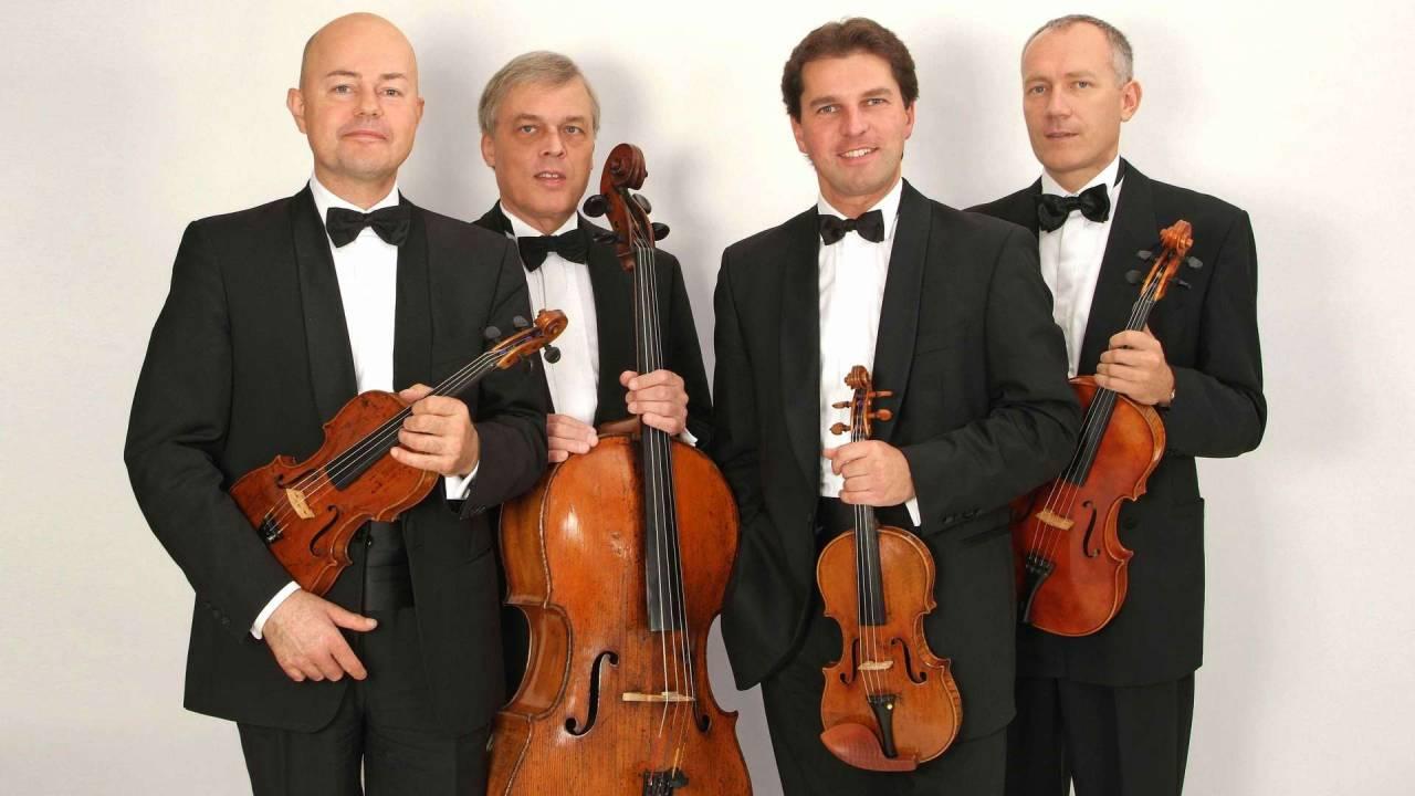 Gewandhaus Quartet