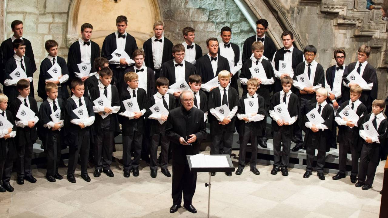 Choir of King's College Cambridge