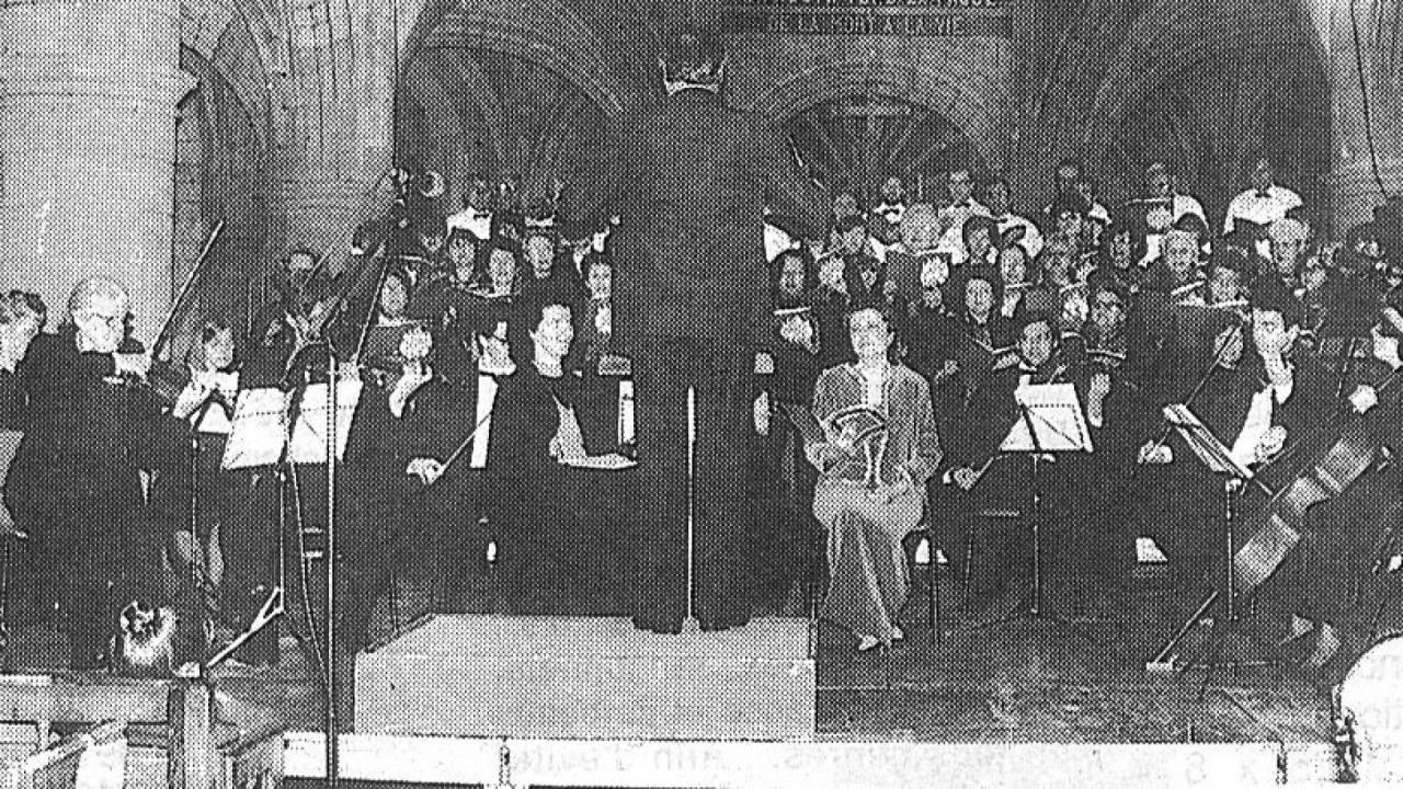 Orchestre La Societe Des Concerts Du Conservatoire