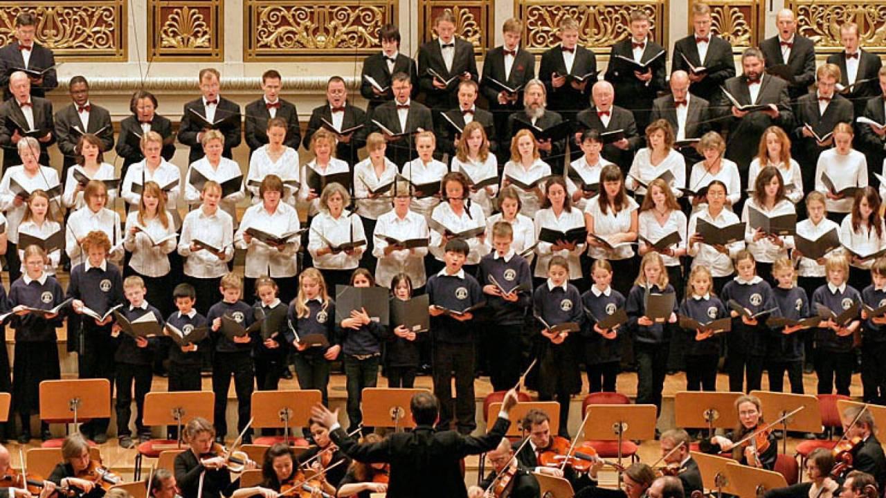 Chor der St. Hedwigs-Kathedrale