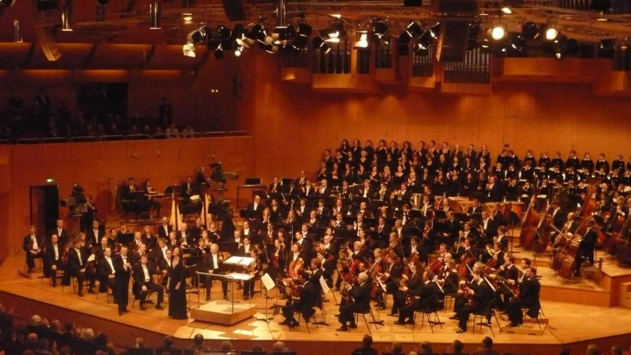 Chor und Symphonieorchester des Bayerischen Rundfunks