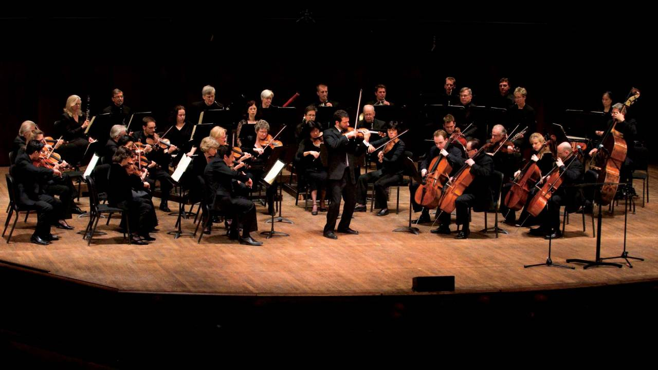 St Paul's Chamber Orchestra