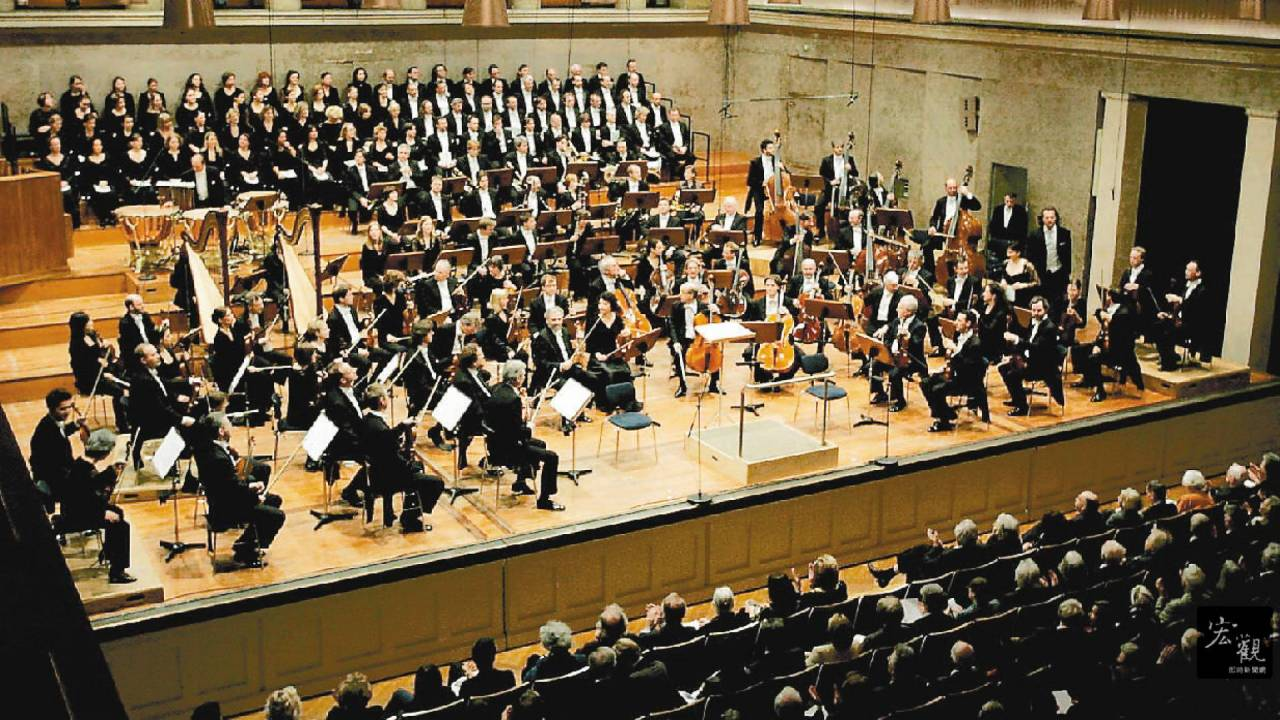 Bavarian Radio Symphony Orchestra and Chorus