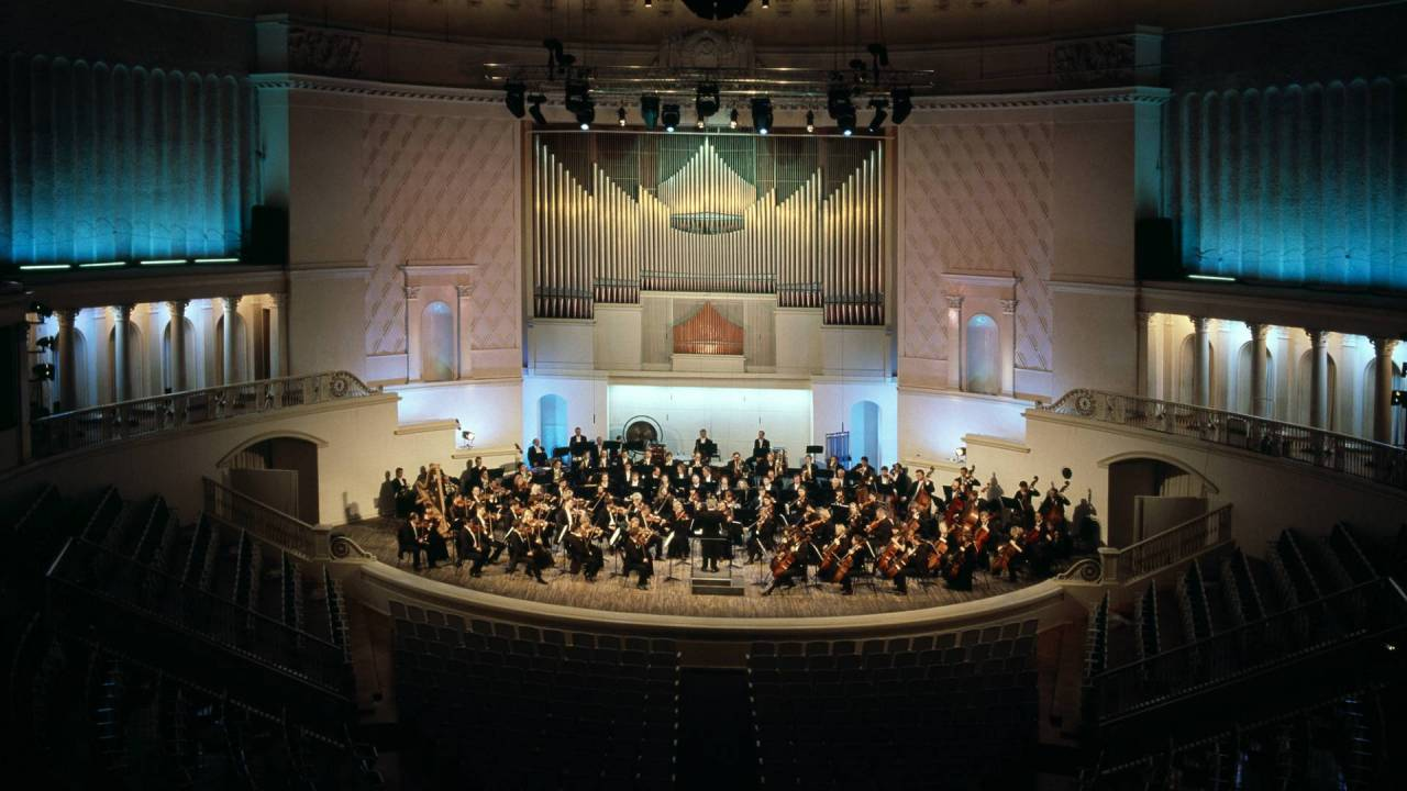 Moscow Philharmonic Orchestra
