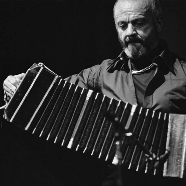 Astor Piazzolla ‎- The Central Park Concert