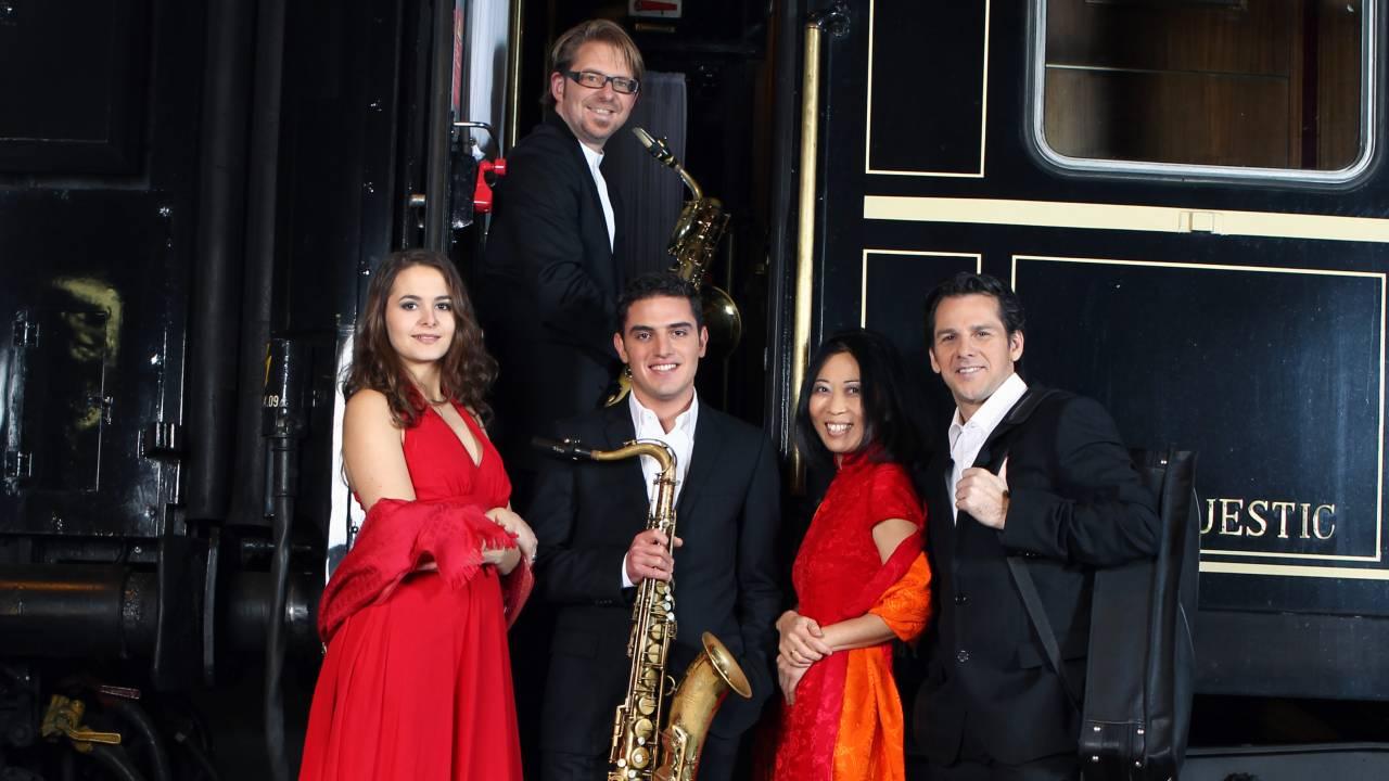 Mendelssohn, Schumann - Quintets