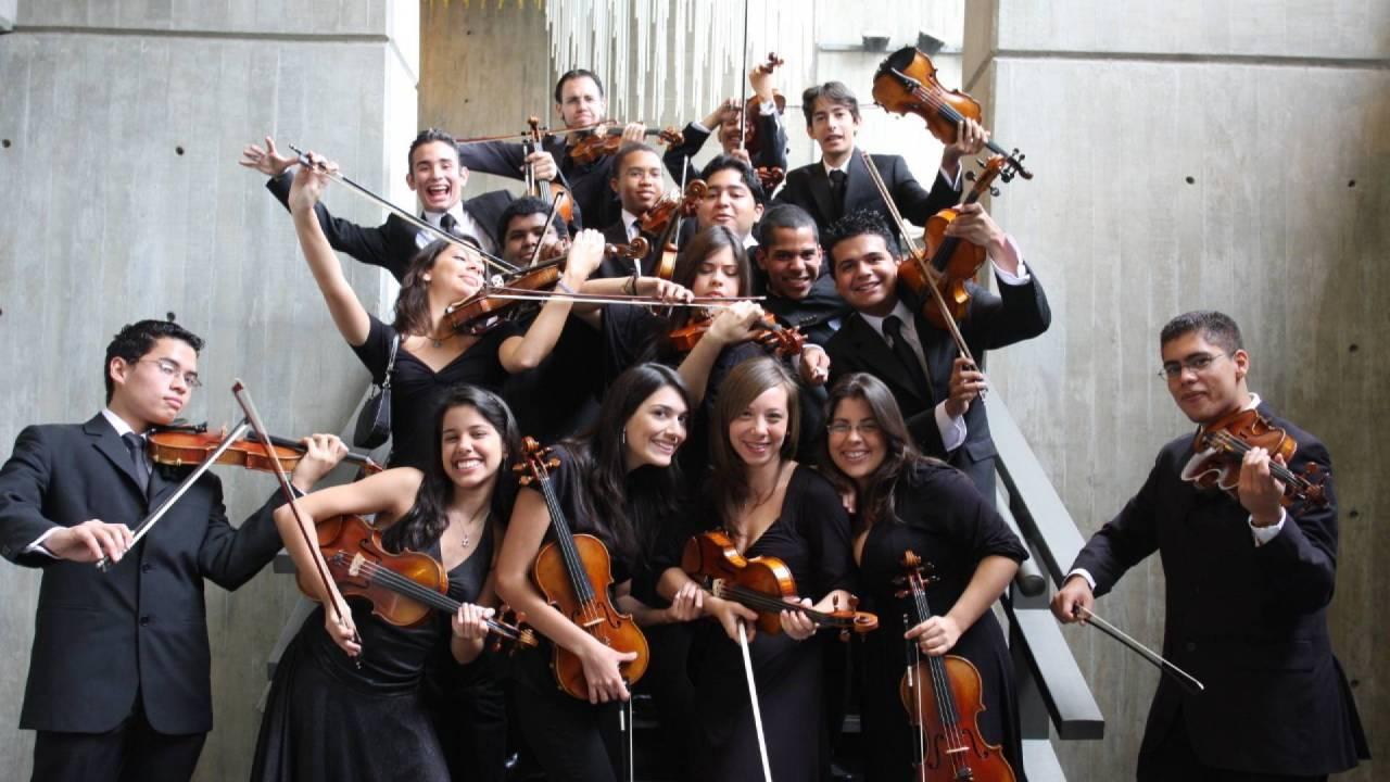 Simon Bolivar Youth Orchestra