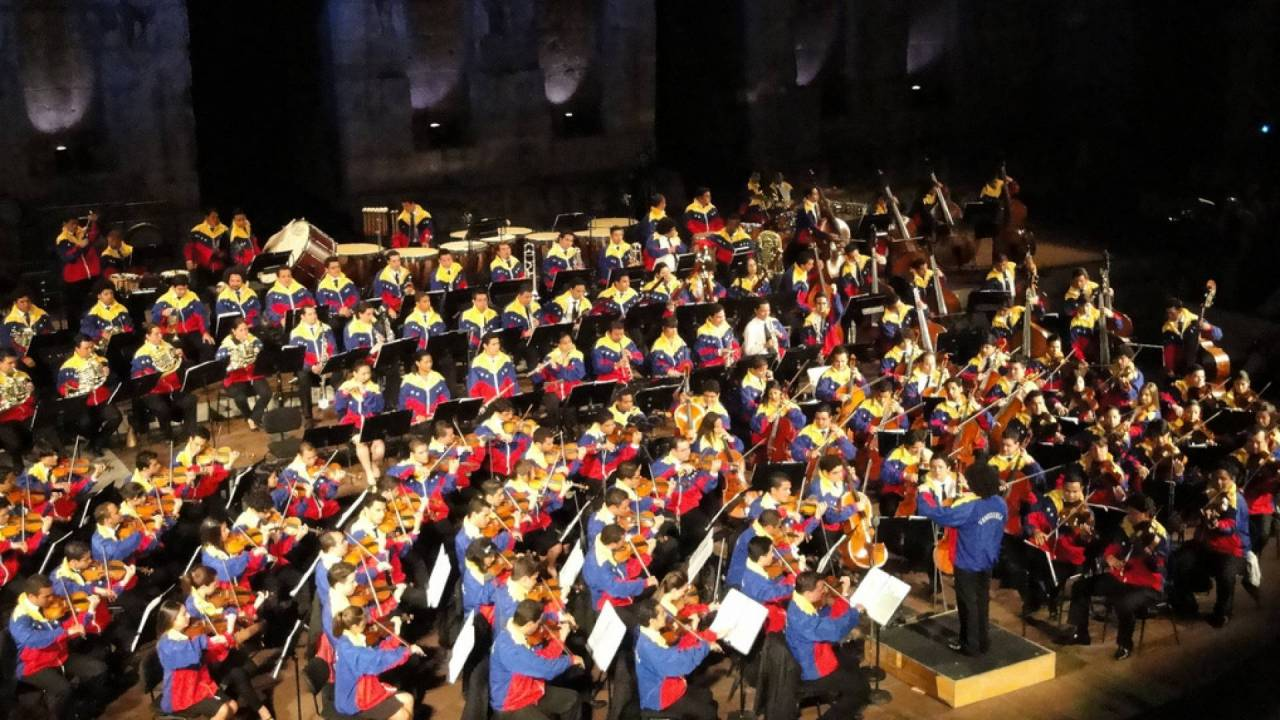 Simon Bolivar Youth Orchestra of Venezuela