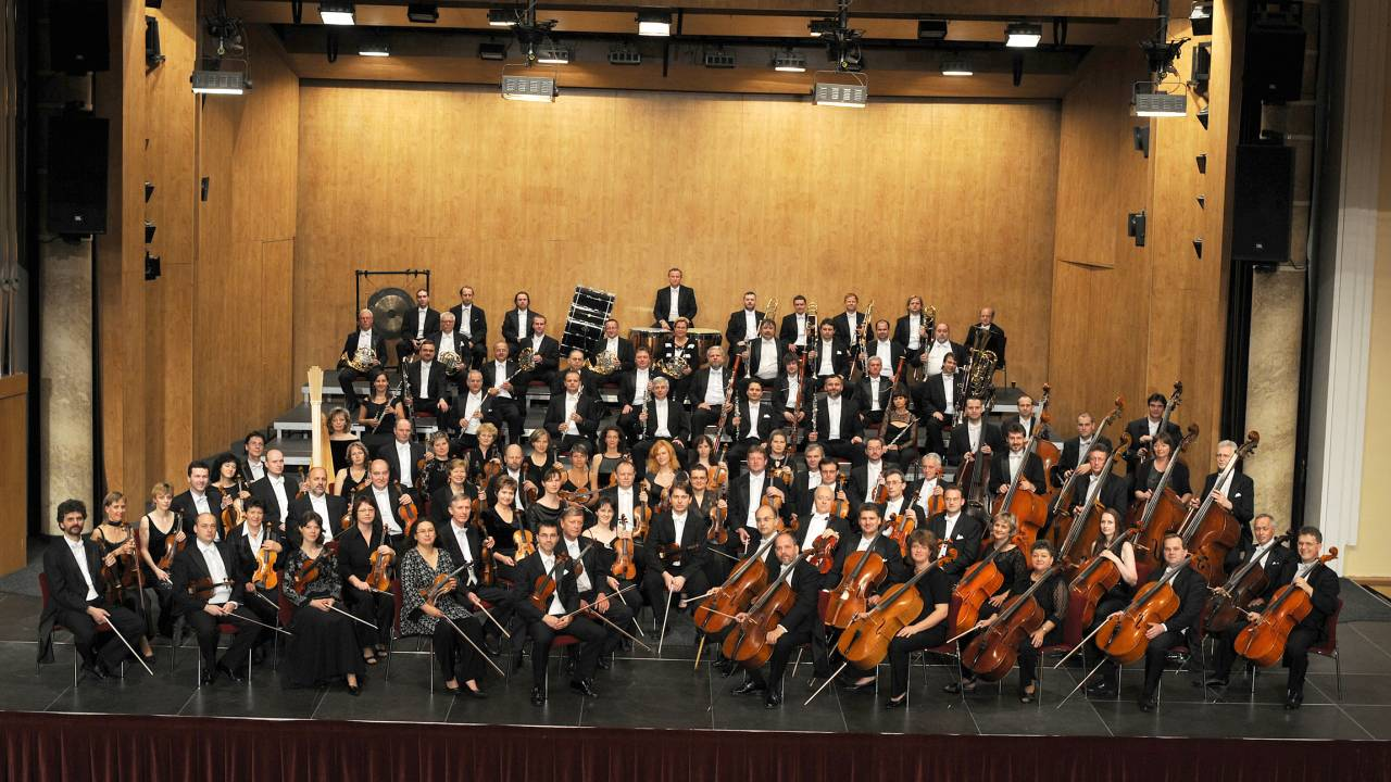 The Prague Philharmonic Orchestra