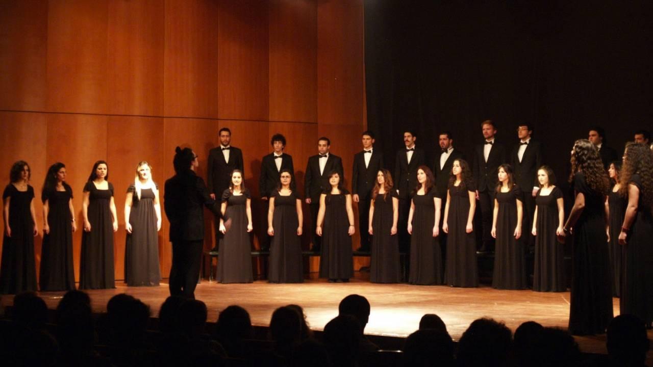 Boğaziçi Jazz Choir