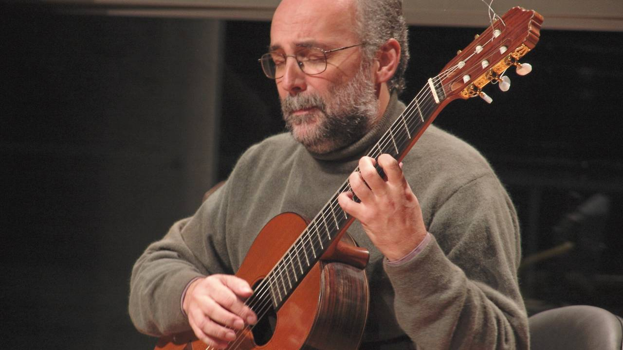 Maximo Diego Pujol, Guitar and Chamber Music
