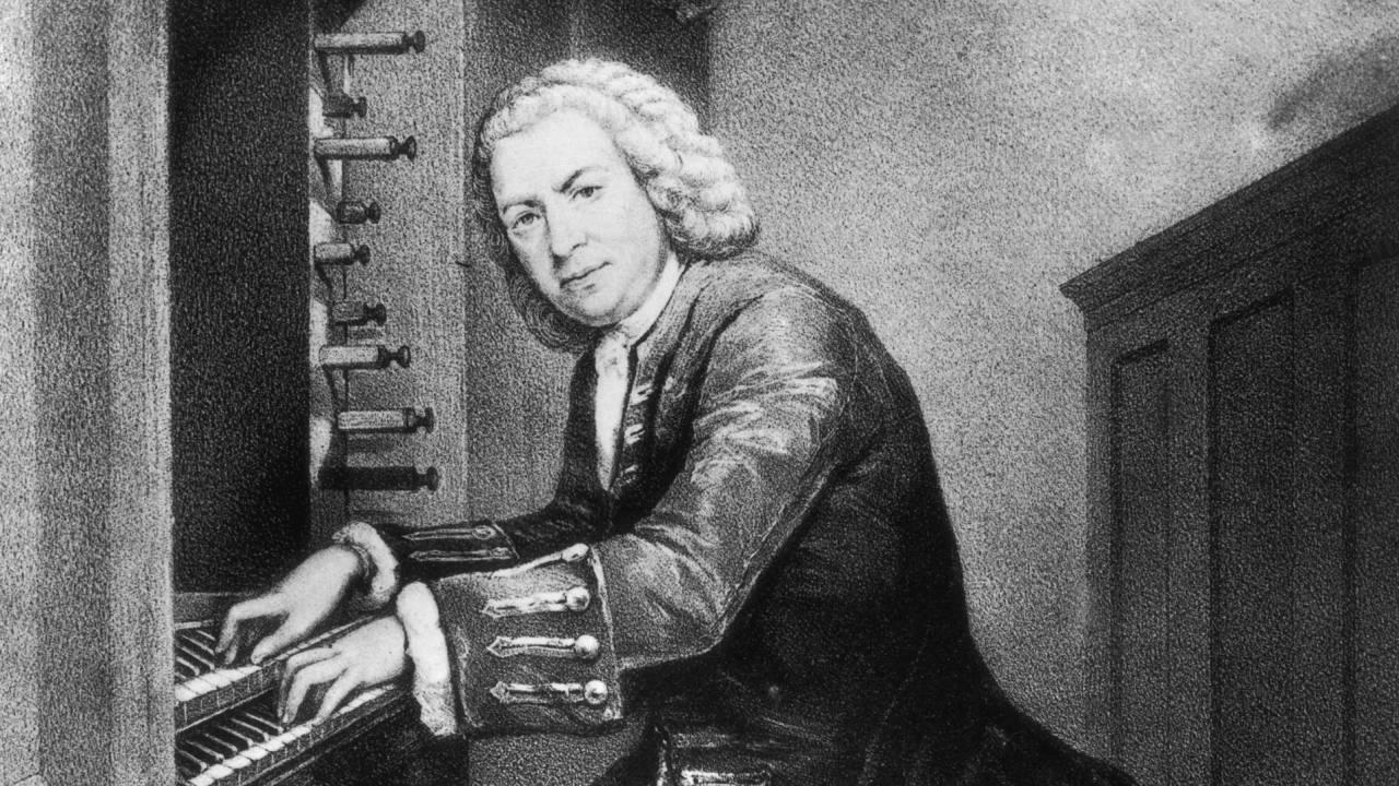 Arr. Johann Sebastian Bach