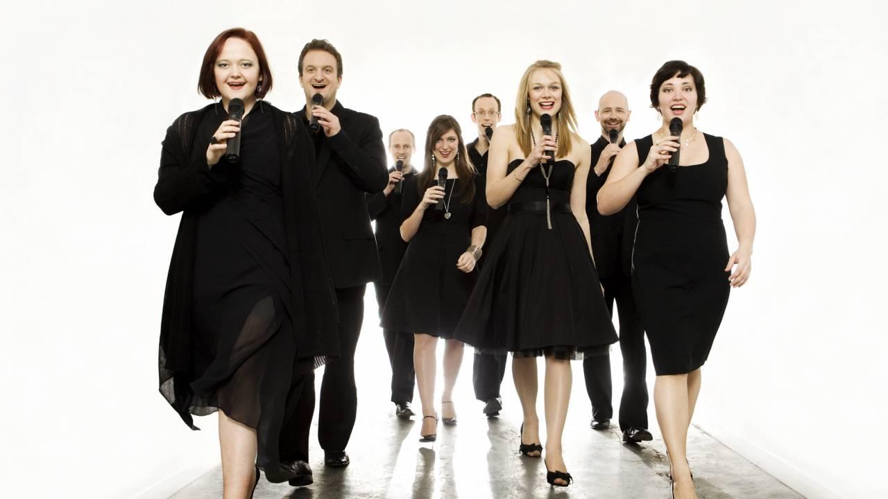 Arr. The Swingle Singers