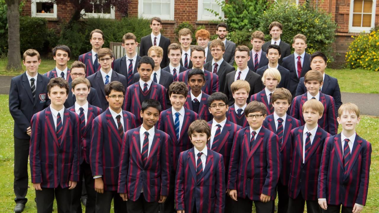 Tiffin Boys' School Choir