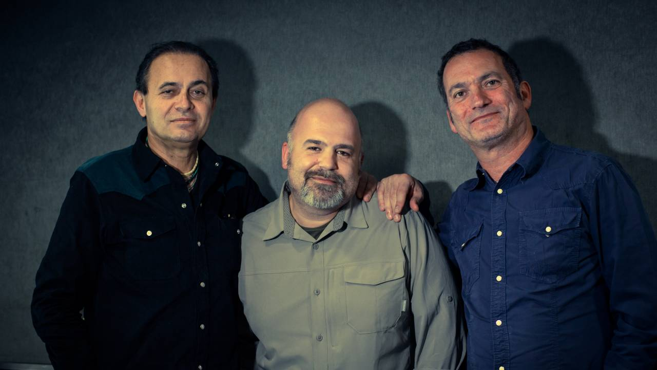 Kerem Görsev / Ayhan Sicimoğlu / Dj Barthez