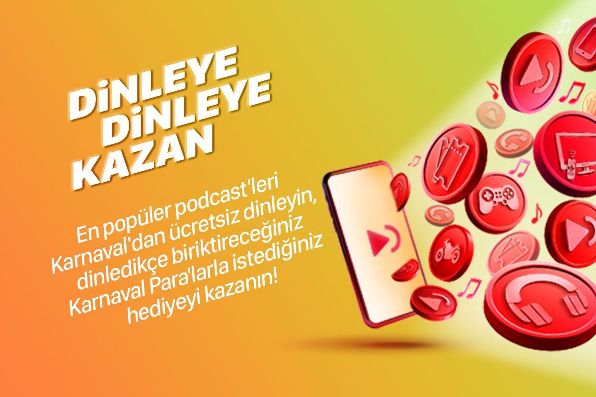 Karnaval'da Kazan - v2 - Podcast