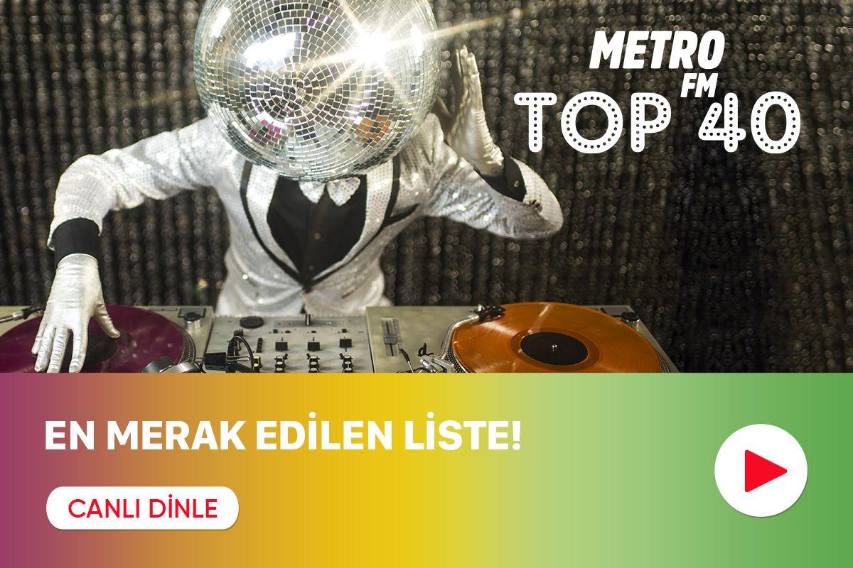 Metro FM Top 40 Playlist