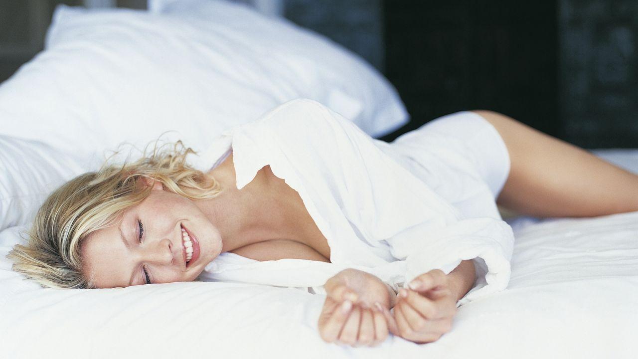 60 Saniyede uyutan yöntem