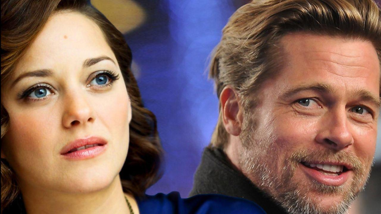 Marion Cotillard ve Brad Pitt: Bir romanın söylentileri 53